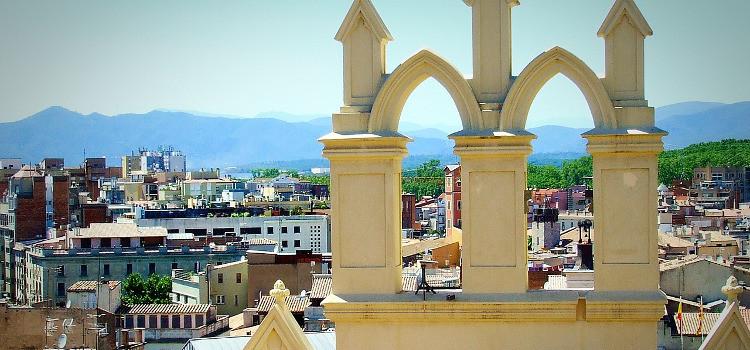 Gerona w Hiszpanii